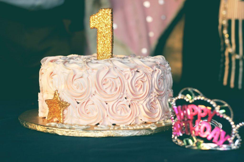 První narozeniny blogu